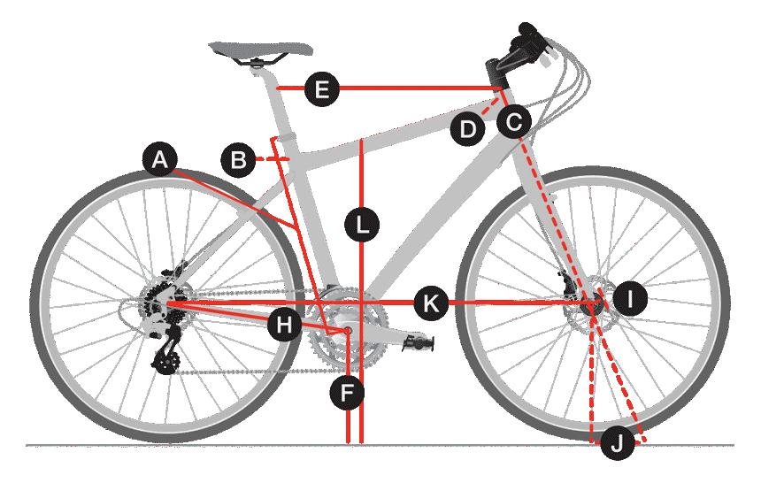 Bicikli vázméret