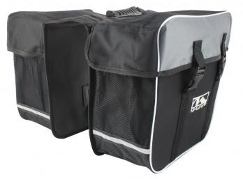 Abus ST 2550 KF Oryde 2 részes táska csomagtartóra