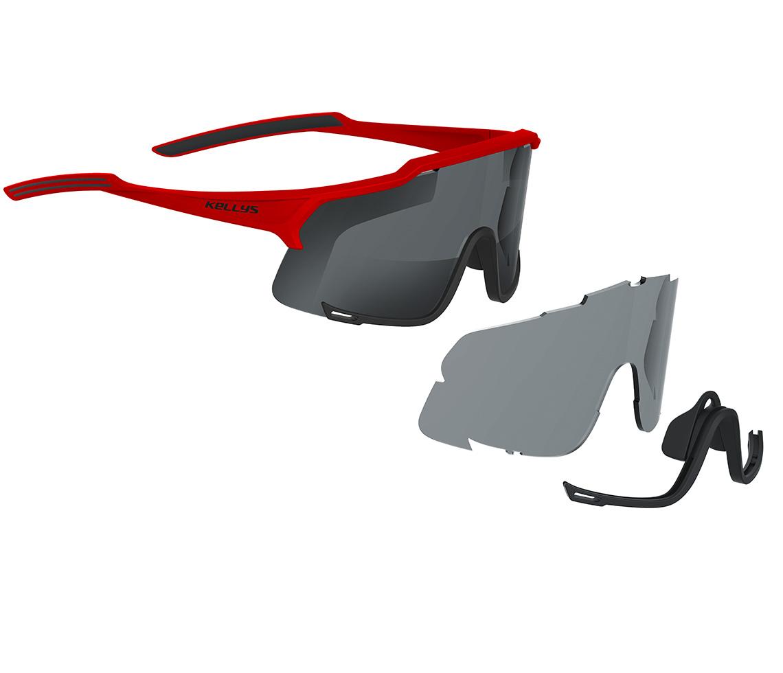 Kellys Dice Szemüveg - Cserélhető lencsés - Mangobike kerékpár webáruház ec36011de4