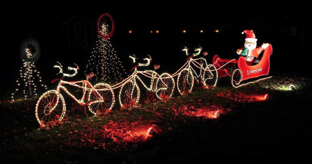Neked hány kilométert kell tekerned karácsony után  Blog Mangobike ... 553561bc79